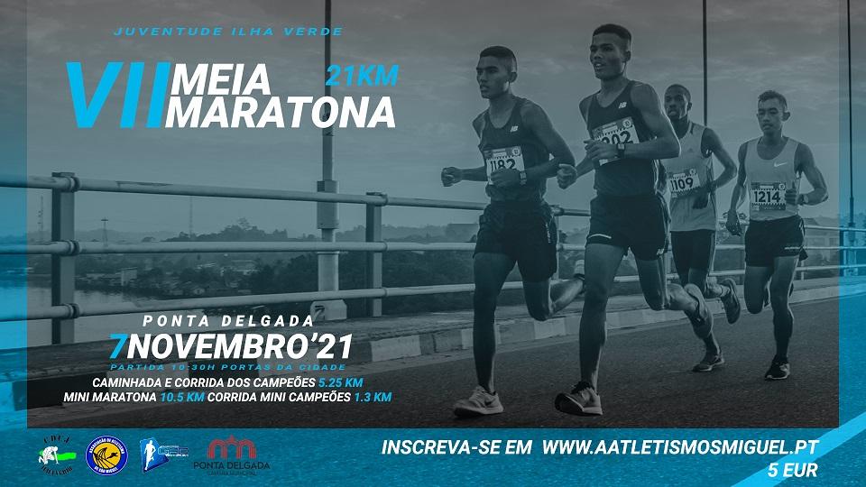 VII Meia Maratona Juventude Ilha Verde